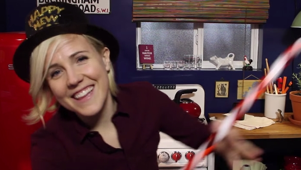 hannah hart - my new drunk kitchen