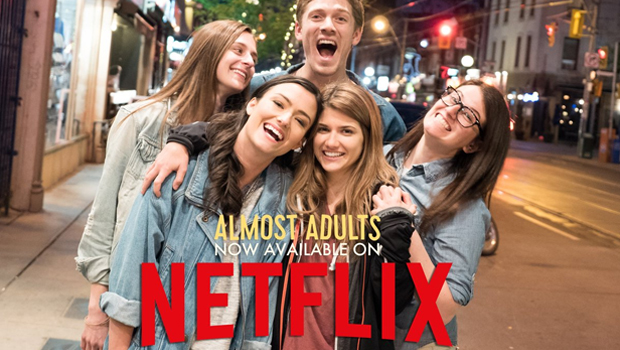 Almost Adults no Netflix
